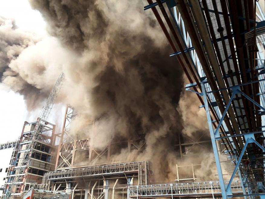 قتلى في انفجار محطة كهرباء شمال الهند