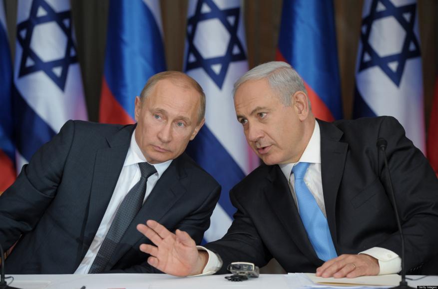 نتنياهو: روسيا تتفهم قصفنا لسوريا وسنتخذ الإجراءات اللازمة
