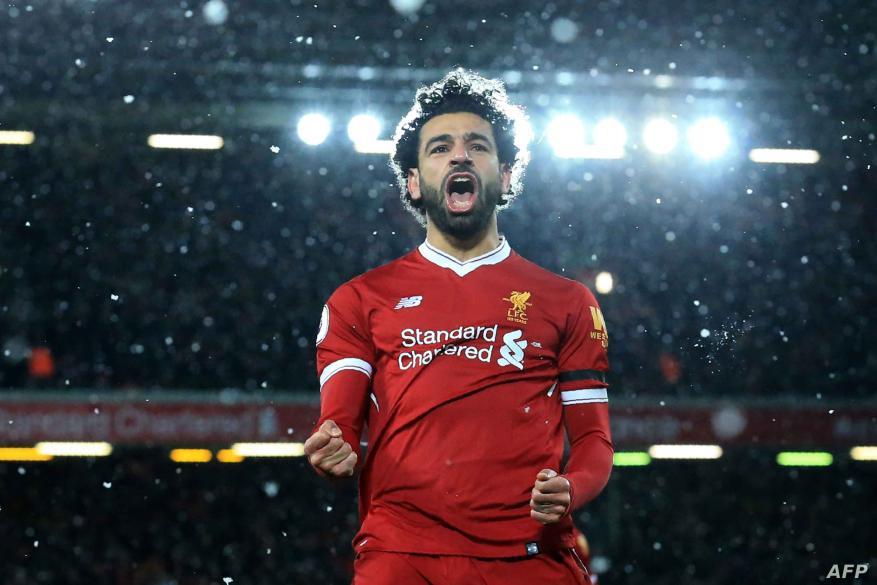 محمد صلاح يتصدر قائمة أعلى 10 لاعبين قيمة تسويقية في الدوري الإنجليزي