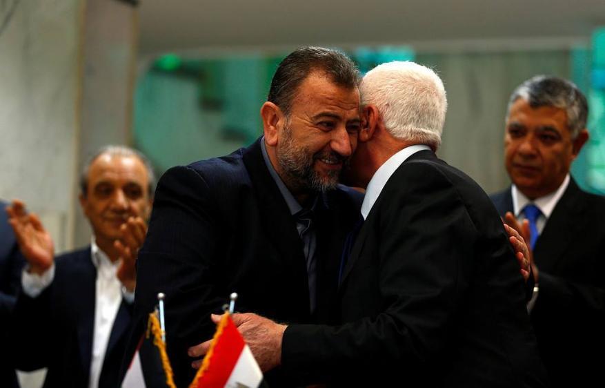 نص البيان المصري الذي صدر عقب مباحثات فتح وحماس