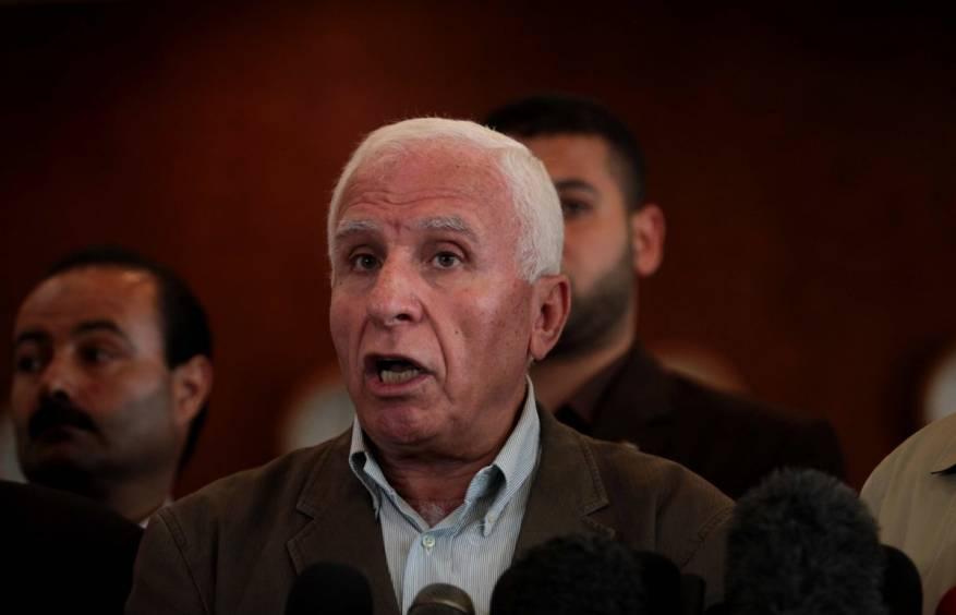 لإذاعة فلسطين عزام الاحمد: ما يجري على حدود غزة عبث مصدره سلاح غير شرعي