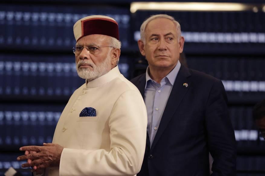 الهند توافق على شراء أسلحة جديدة من الاحتلال الإسرائيلي بتكلفة 72 مليون دولار