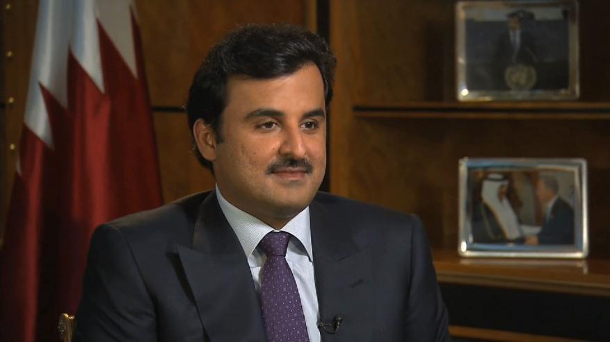 أمير دولة قطر يوعز بتقديم دعم عاجل لقطاع غزة