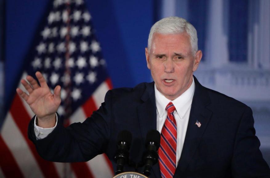 بنس: التخطيط لنقل السفارة الأمريكية للقدس مستمر