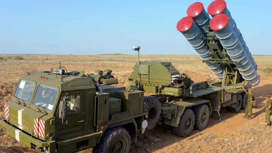 روسيا تنشر صواريخ أرض جو في القرم