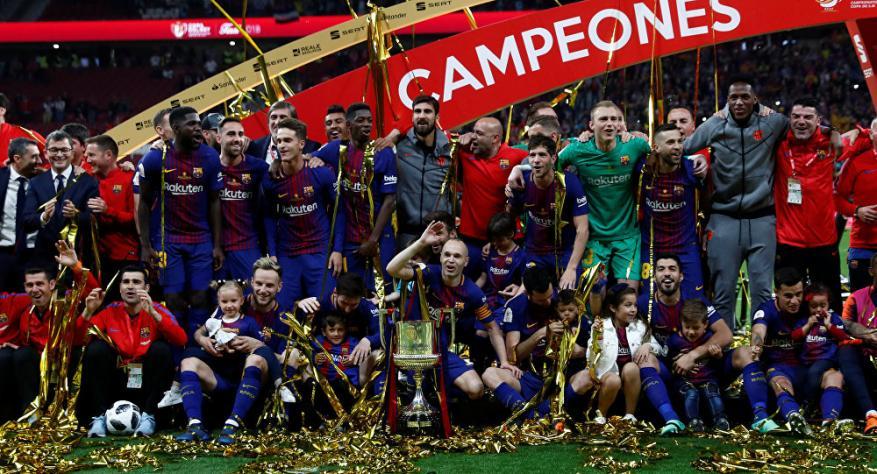 برشلونة يخوض مباراة ودية في جنوب أفريقيا من أجل مانديلا
