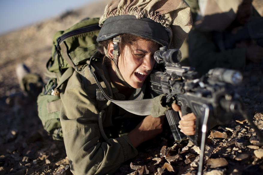 Israel puts 100 snipers on Gaza border to face right of return protests