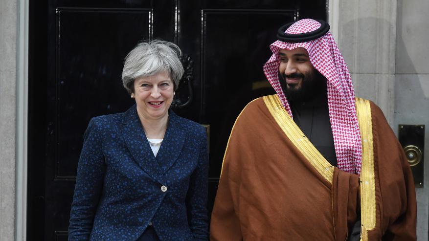 إيران تكشف: هكذا شكرت بريطانيا محمد بن سلمان