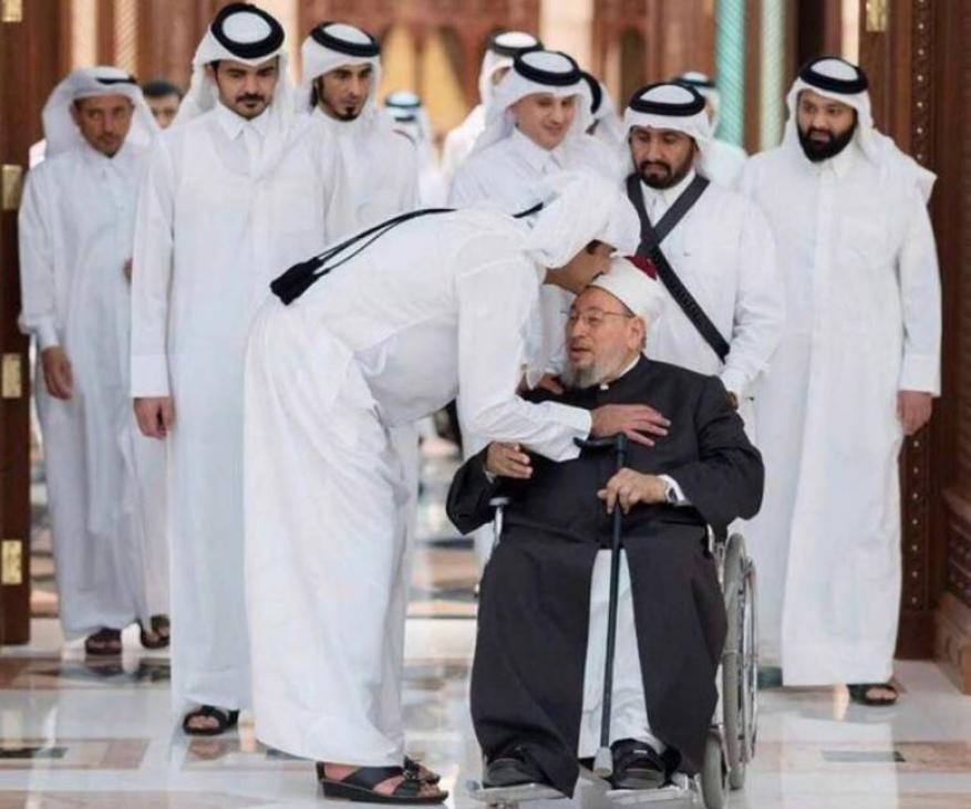 """رابطة العالم الاسلامي: قطر تنسلخ عن الاسلام وحاضنة """"لطرائد الارهابيين"""""""