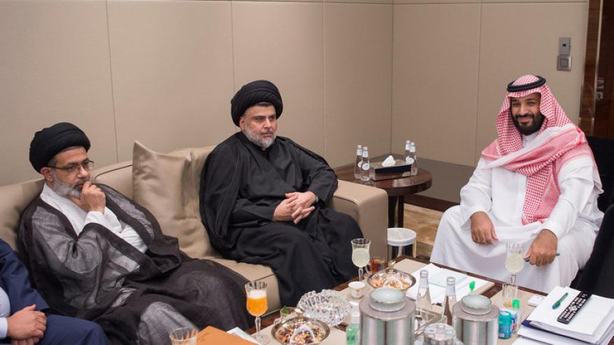"""ستقلّه طائرة خاصة.. """"الصدر"""" يتوجه إلى الإمارات تلبية لدعوة رسمية"""