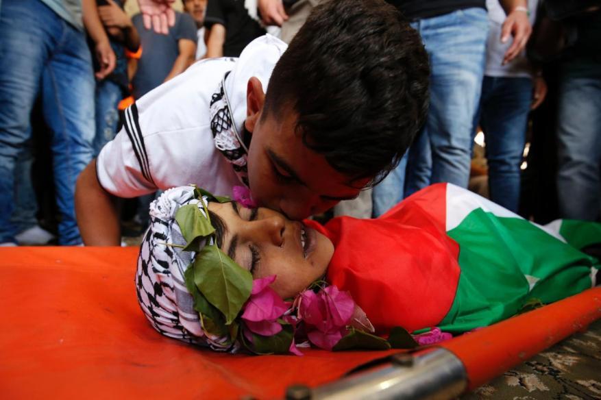 """منظمة حقوقية: """"إسرائيل"""" قتلت 15 طفلًا فلسطينيًا خلال 2017"""