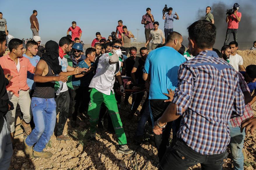 شهيد وعشرات الإصابات مواجهات الاحتلال