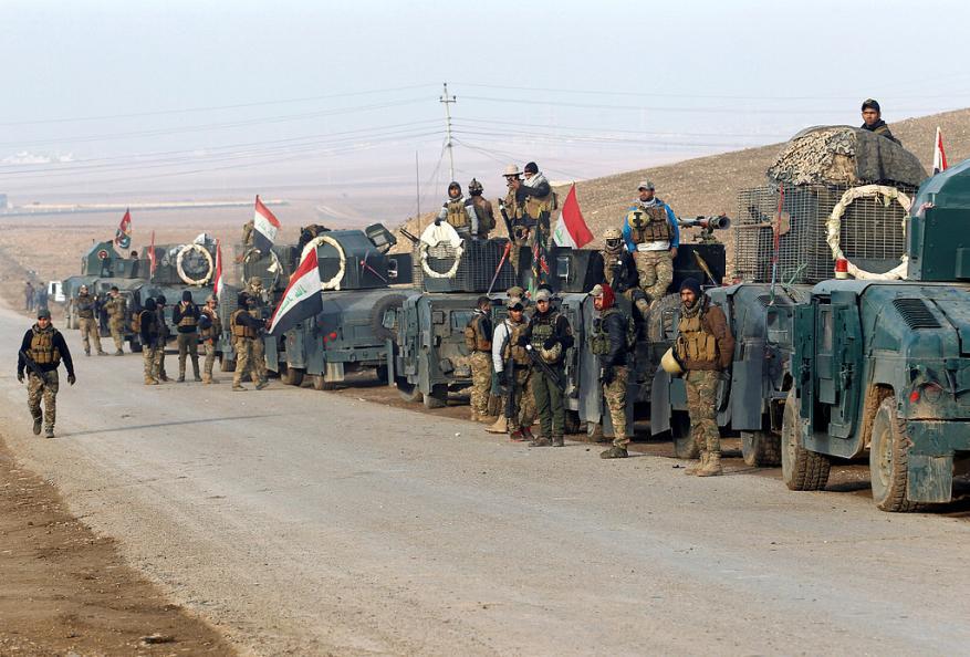 متحدث باسم التحالف: عملية الموصل صعبة على جميع جيوش العالم