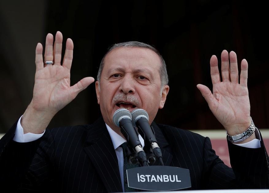 أردوغان: سنبقى في عفرين حتى تحقيق الأمن كاملاً.. وهذا هدفنا التالي