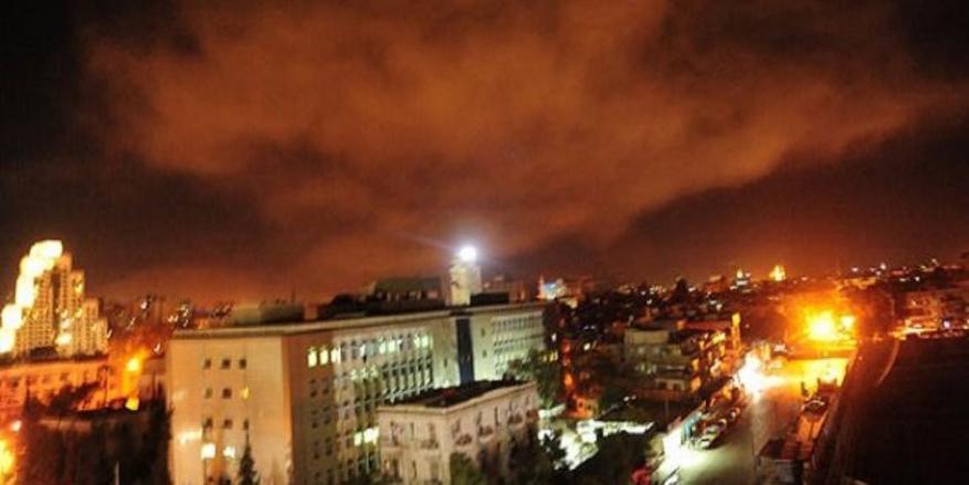 """""""إسرائيل"""" الخاسر الأكبر من الضربة الثلاثية ضد سوريا"""