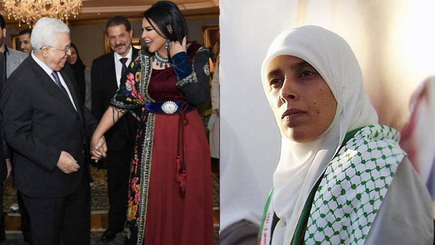 """عباس يختار """"أحلام المغنية"""" ويتجاهل """"أحلام المقاومة"""""""