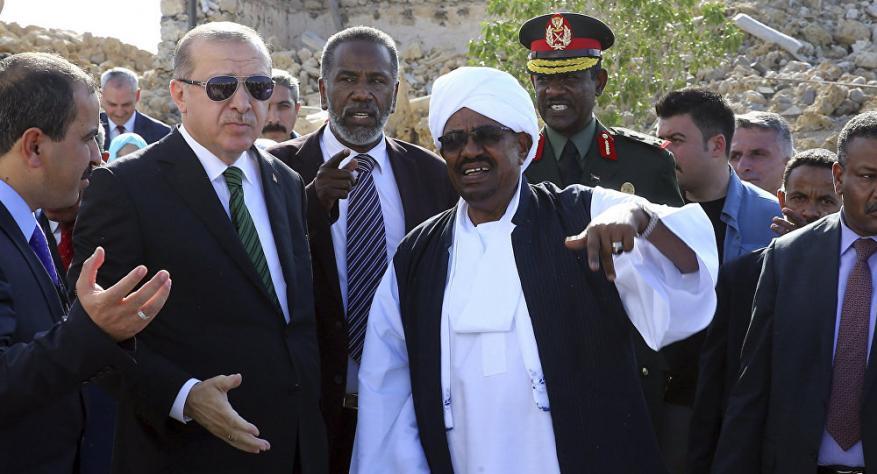 تركيا ترصد 100 مليون دولار لتطوير حقول نفط سودانية
