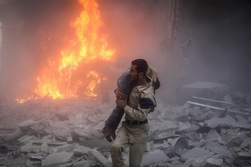 16 ألف شخصا قضوا بسوريا خلال العام الماضي