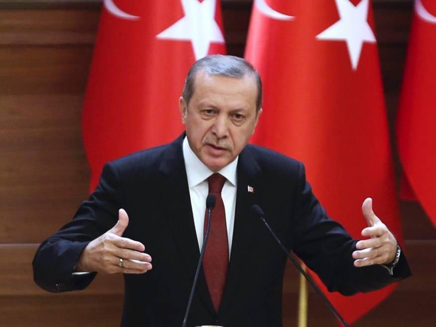 أردوغان: تركيا ليست تلك الدولة التي تُفرض عليها سياسات الولايات المتحدة