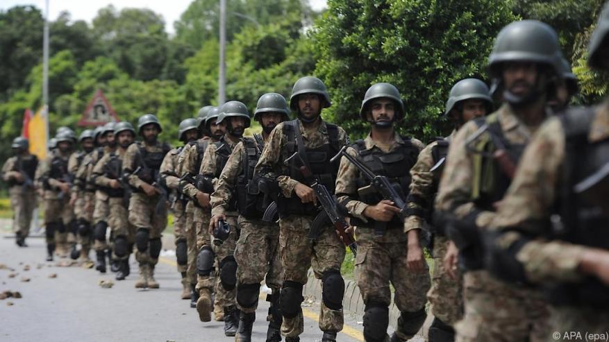 باكستان تعلن تعليق التعاون العسكري مع واشنطن