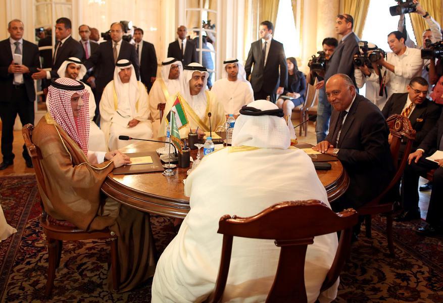 الإمارات تكشف عن نواياها: إلغاء مونديال 2022 يمكن أن ينهي الأزمة مع قطر