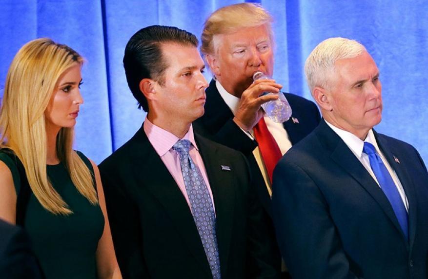 من هو الشخص المسؤول عن تسريب فضائح ترامب ؟