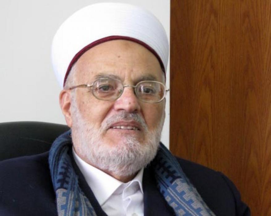 الشيخ صبري يطالب بشد الرحال للمسجد الأقصى المبارك