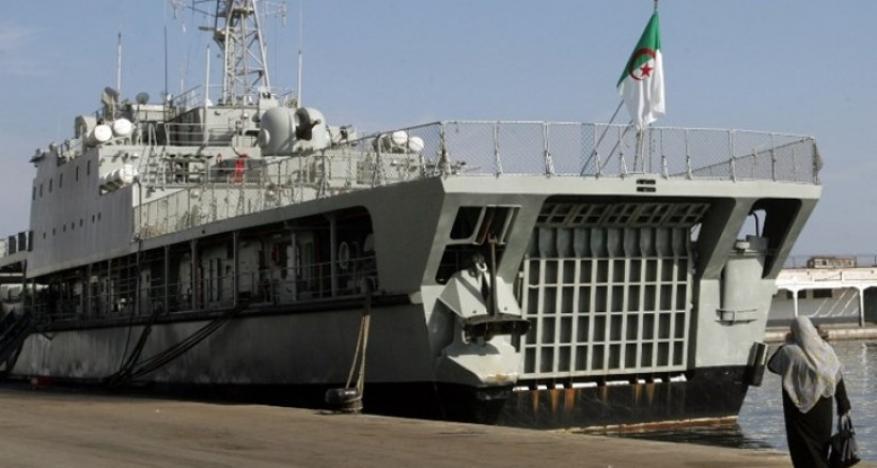 قافلة مساعدات جزائرية تنطلق نحو غزة اليوم