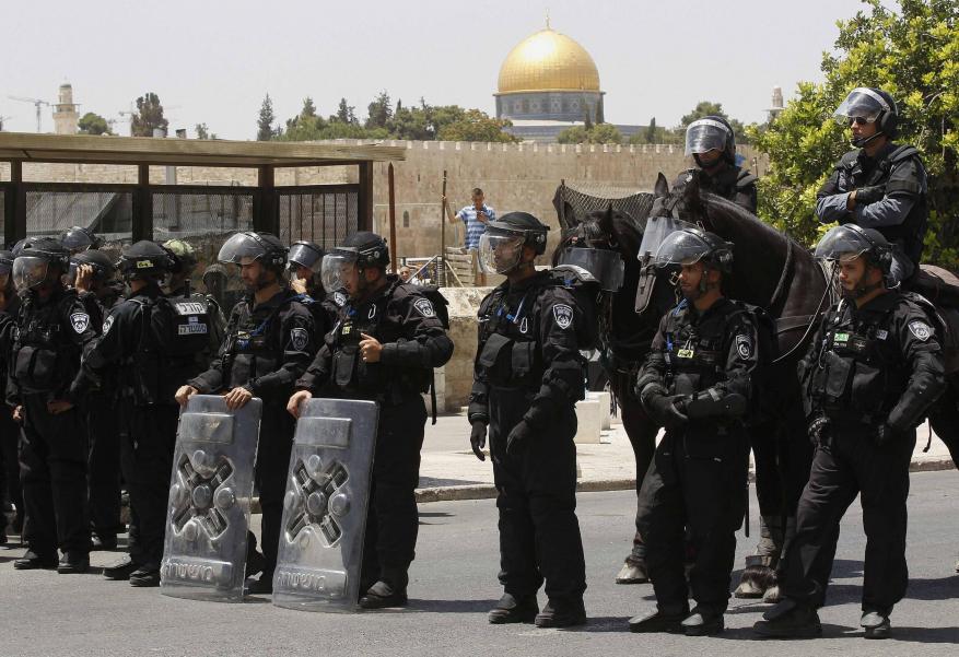 بمشاركة دبابات وطائرات.. عرض عسكري لجيش الاحتلال في القدس