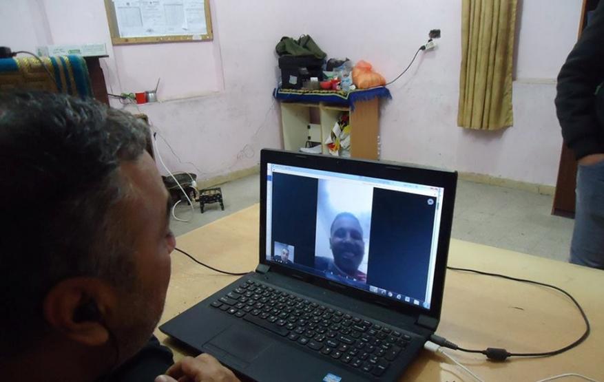 في غزة .. السجناء يتواصلون مع ذويهم خارج القطاع