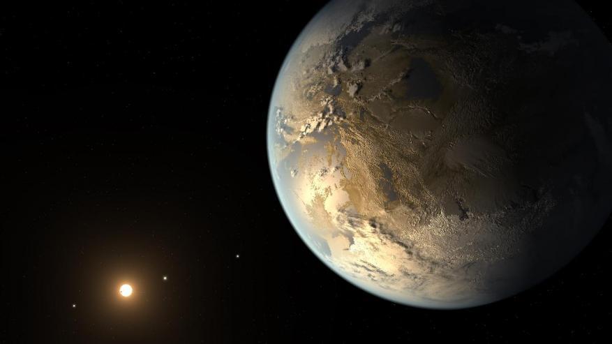 """اكتشاف كوكبين """"قابلين للحياة"""" خارج مجموعتنا الشمسية"""