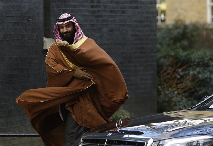 """كاتب سعودي: نعم لسفارة إسرائيلية في الرياض وبن سلمان لن يتردد في زيارة """"إسرائيل"""""""