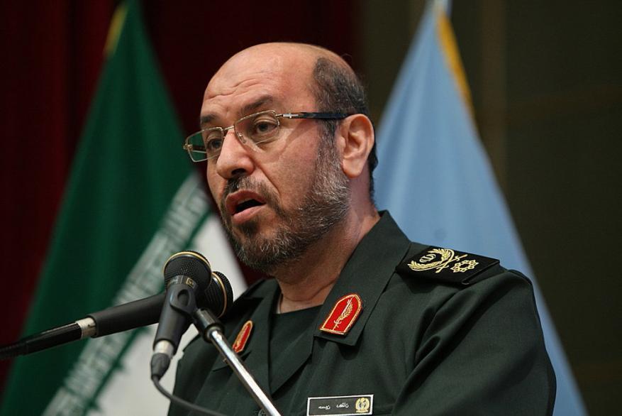 """وزير الدفاع الإيراني: عصر """"الكاوبوي"""" ولى وواشنطن تخلق الحروب"""