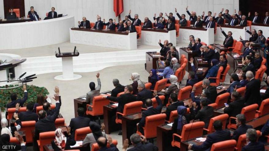 البرلمان التركي يوافق على تمديد حالة الطوارئ 3 أشهر