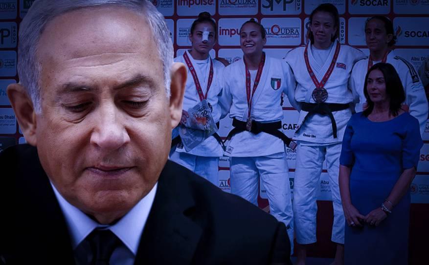 الاحتلال يؤكد مشاركة لاعبين عرب في بطولة رياضية يستضيفها