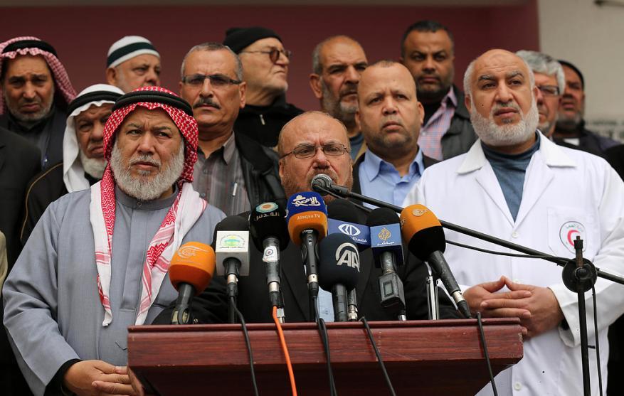 علماء فلسطين يطالبون بتوفير المستلزمات الطبية والوقود لمستشفيات غزة