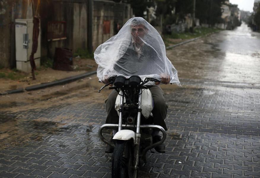 ارتفاع جديد على الحرارة في فلسطين