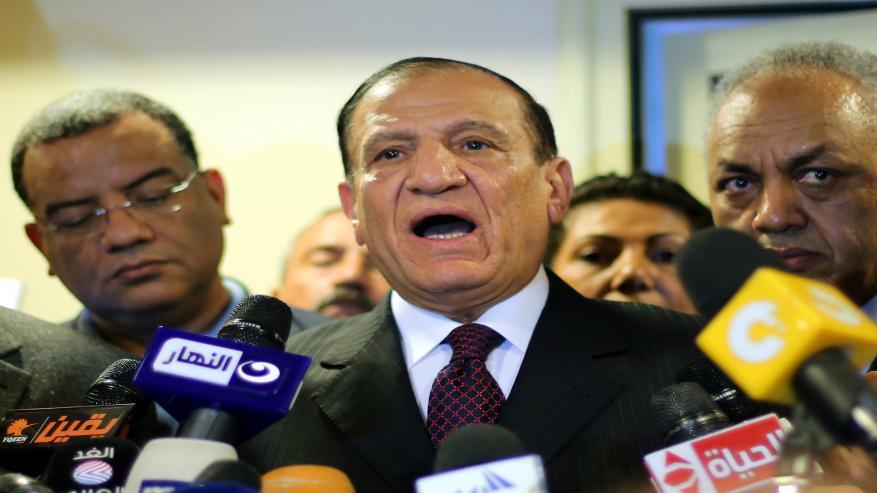 حزب مصري يعلن ترشيح سامي عنان لانتخابات الرئاسة المقبلة