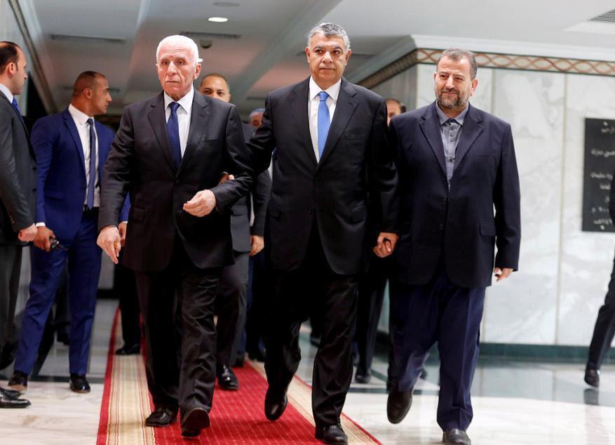 التايمز: المصالحة الفلسطينية نتاج لحاجة الأطراف جميعها