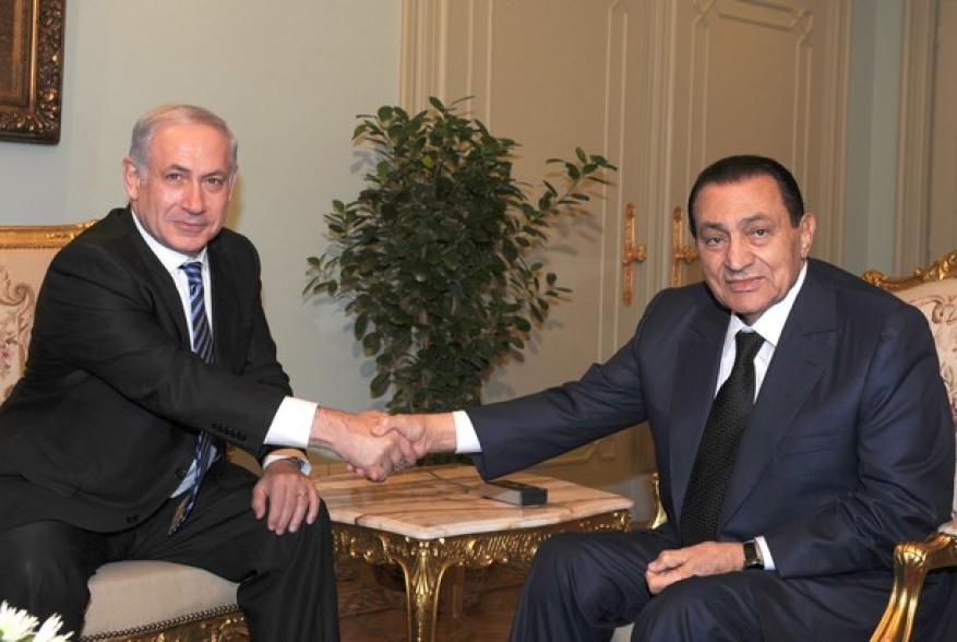 نتنياهو: أحزنني رحيل مبارك صديقي الشخصي ورجل السلام