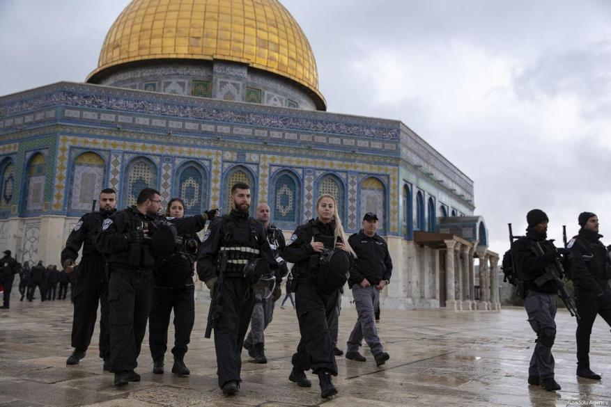 Israeli agriculture minister raids Al-Aqsa Mosque with 93 settlers