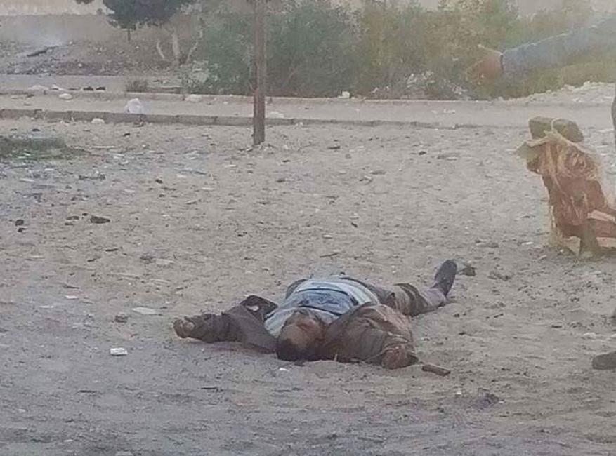 """""""سيارة مفخخة"""" تستهدف كمين للجيش المصري بالعريش وسقوط قتلى"""