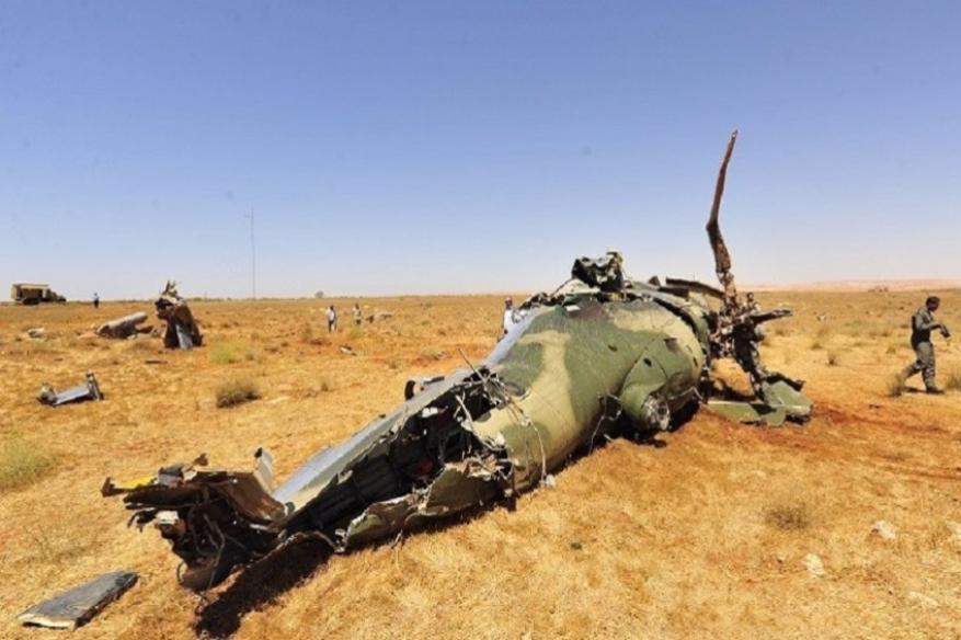 مقتل 12 جندياً سعودياً جراء سقوط طائرة مروحية باليمن