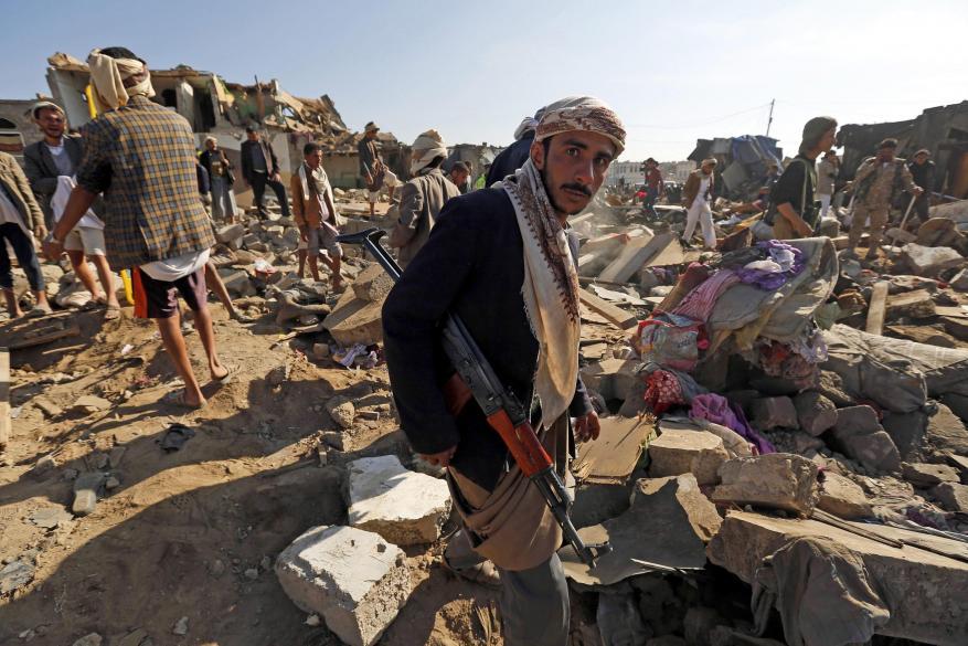 السعودية: الوقت ليس مناسبا لتشكيل لجنة تحقيق باليمن