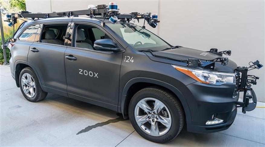 أمازون تتفاوض لشراء شركة زوكس لتكنولوجيا السيارات ذاتية القيادة