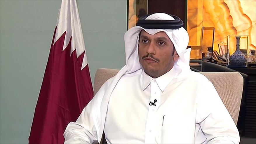 وزير خارجية قطر: دول الحصار أخفقت في تقديم أي دليل على اتهاماتهم لنا