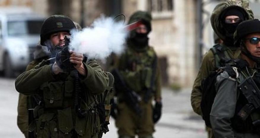 القدس: الاحتلال يطلق الرصاص الحي في مواجهات ببلدة أبو ديس