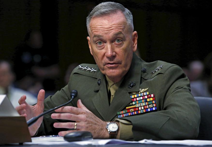 """الجيش الأمريكي: خيارات عسكرية حال استخدم نظام الأسد """"الكيماوي"""" بإدلب"""