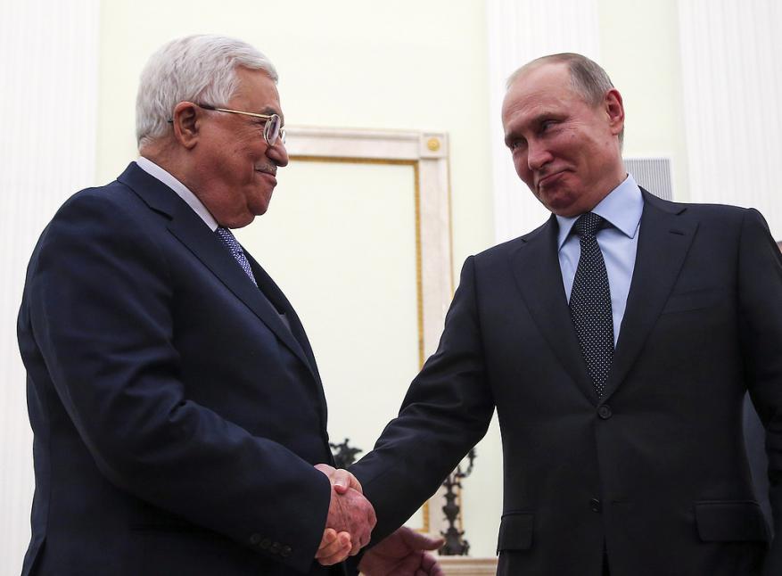 عباس لبوتين: لم يحصل أننا رفضنا اللقاءات مع مسؤولين إسرائيليين