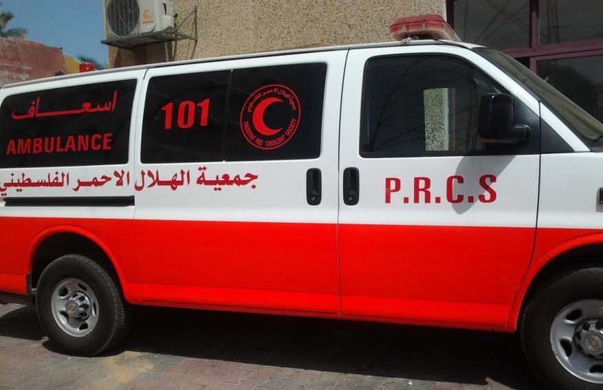 4 اصابات بعضها خطيرة جراء حادث سير جنوب القطاع